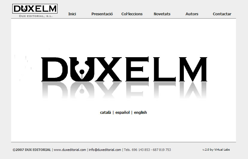 Dux Editorial