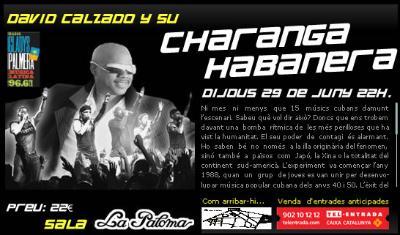 Charanga Habanera - La Paloma