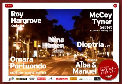 SANMIGUEL MASIMAS FESTIVAL 2006