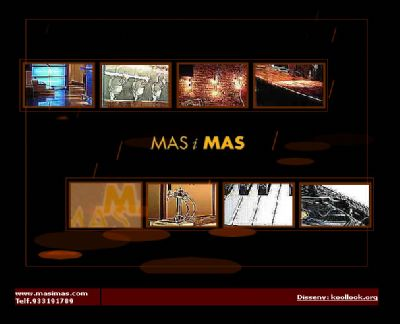 MASiMAS - menu