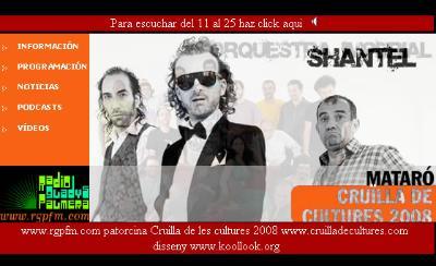 Banner Cruilla Cultures 2008
