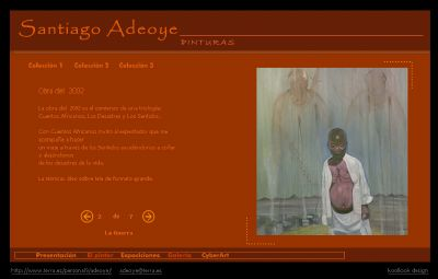 Santiago Adeoye