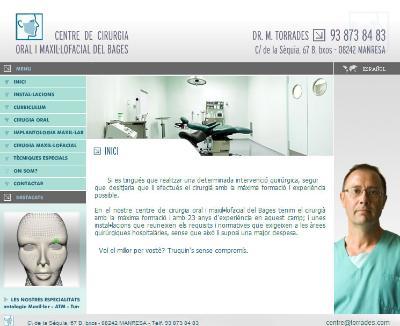 DR. TORRADES - Centre de Cirugia Oral i Maxil·lofacial