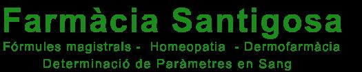 Farmàcia Santigosa